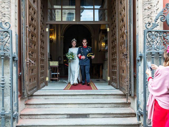 La boda de Julio y Olga en Madrid, Madrid 43