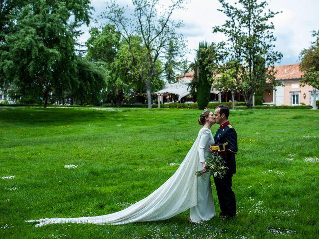 La boda de Julio y Olga en Madrid, Madrid 45