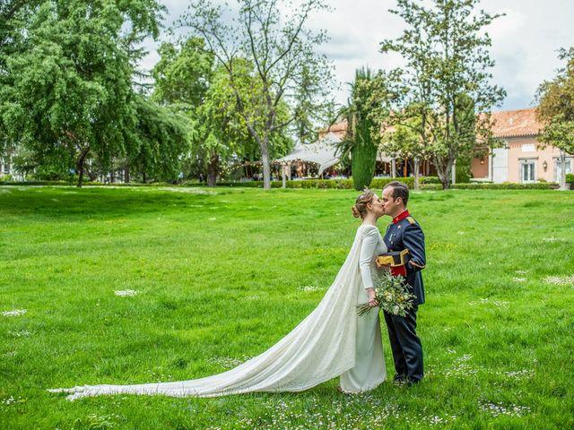 La boda de Julio y Olga en Madrid, Madrid 46