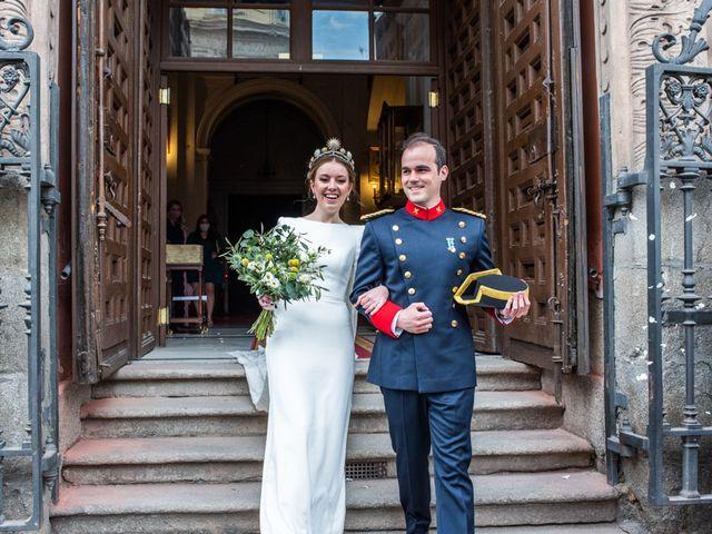 La boda de Julio y Olga en Madrid, Madrid 47