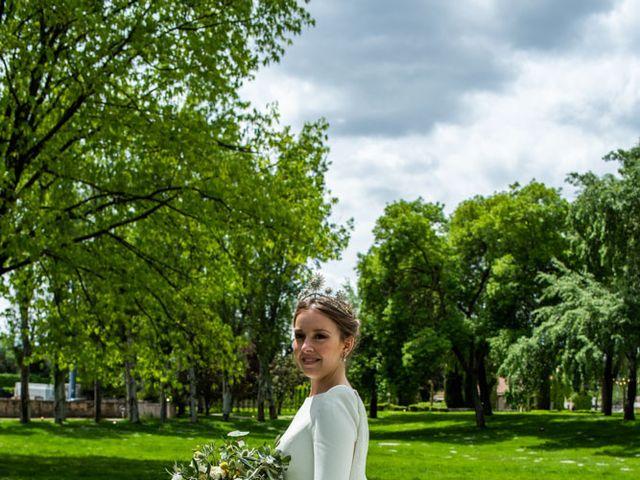 La boda de Julio y Olga en Madrid, Madrid 53