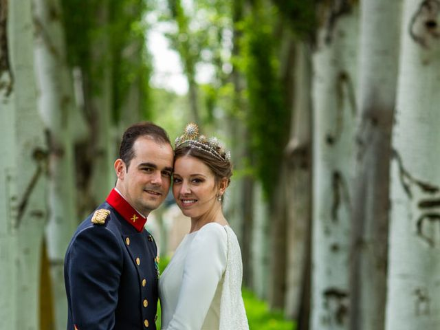 La boda de Julio y Olga en Madrid, Madrid 55