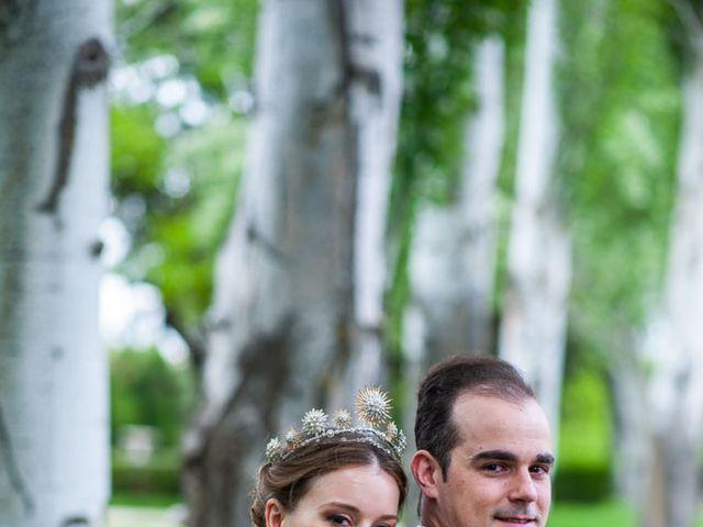 La boda de Julio y Olga en Madrid, Madrid 56