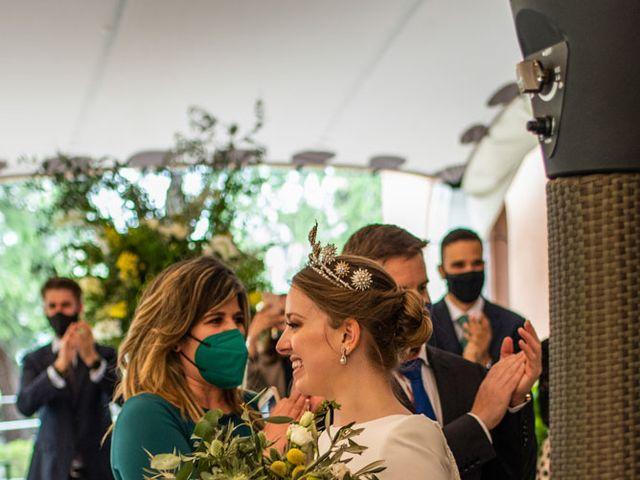 La boda de Julio y Olga en Madrid, Madrid 60