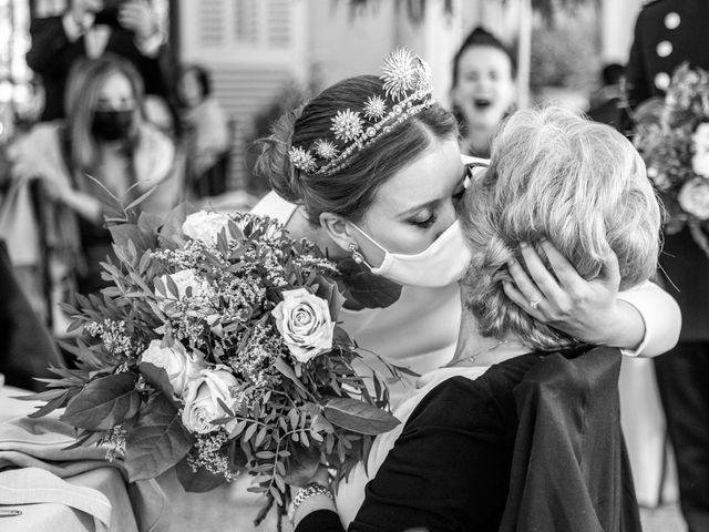 La boda de Julio y Olga en Madrid, Madrid 63