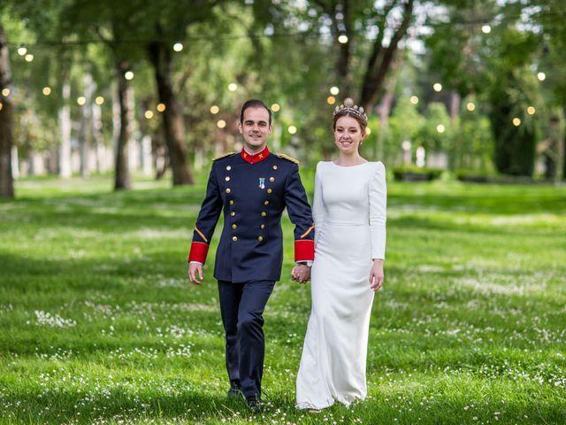 La boda de Julio y Olga en Madrid, Madrid 71
