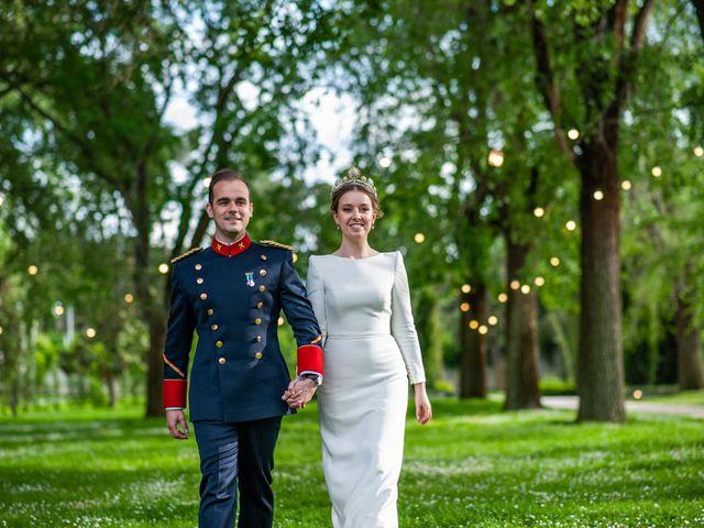 La boda de Julio y Olga en Madrid, Madrid 72