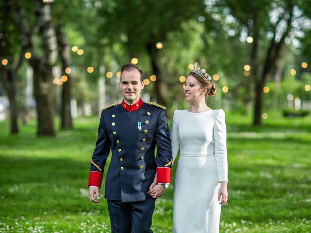 La boda de Julio y Olga en Madrid, Madrid 73