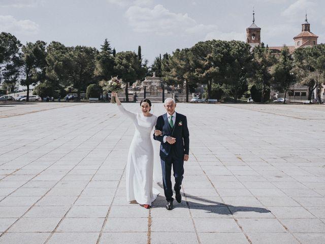 La boda de Roberto y Alicia en Aranjuez, Madrid 81