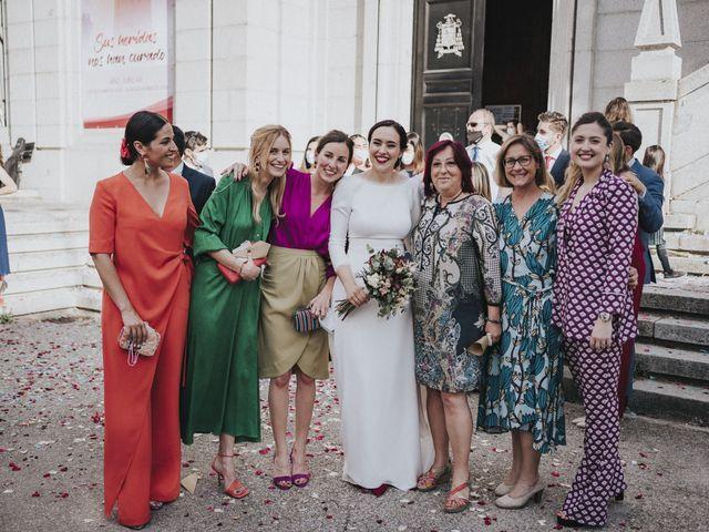 La boda de Roberto y Alicia en Aranjuez, Madrid 119