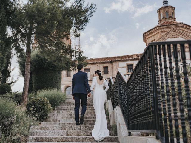 La boda de Roberto y Alicia en Aranjuez, Madrid 140