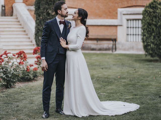 La boda de Roberto y Alicia en Aranjuez, Madrid 186