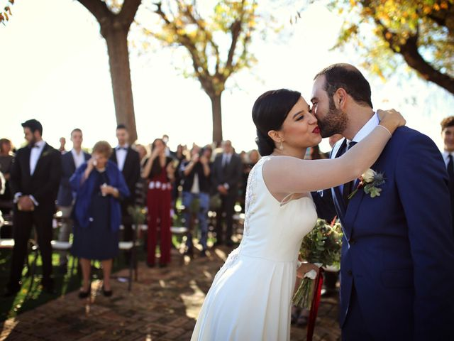 La boda de Nacho y Lucía en Castelló/castellón De La Plana, Castellón 93