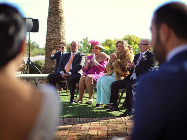 La boda de Nacho y Lucía en Castelló/castellón De La Plana, Castellón 108
