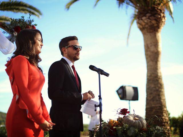 La boda de Nacho y Lucía en Castelló/castellón De La Plana, Castellón 109