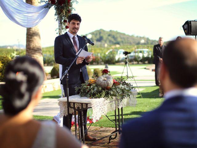 La boda de Nacho y Lucía en Castelló/castellón De La Plana, Castellón 117