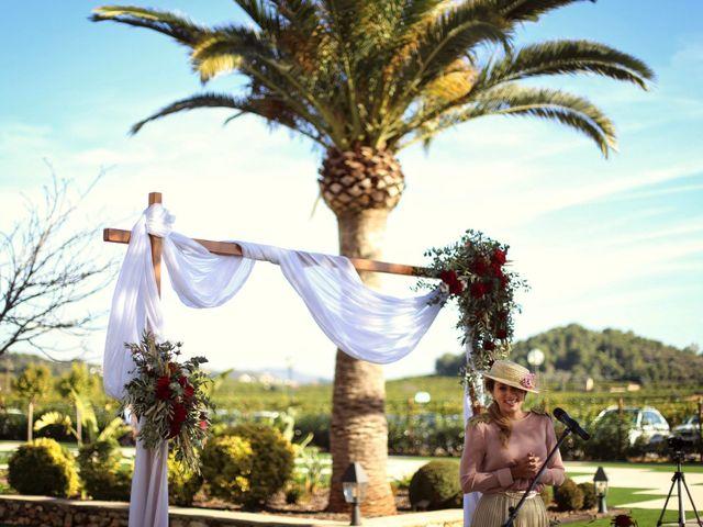 La boda de Nacho y Lucía en Castelló/castellón De La Plana, Castellón 122