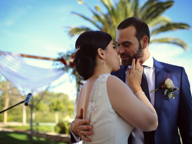 La boda de Nacho y Lucía en Castelló/castellón De La Plana, Castellón 139