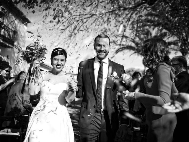 La boda de Nacho y Lucía en Castelló/castellón De La Plana, Castellón 140