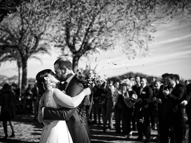 La boda de Nacho y Lucía en Castelló/castellón De La Plana, Castellón 142