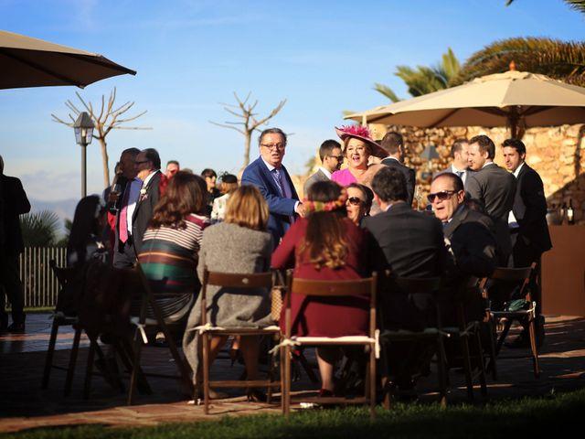 La boda de Nacho y Lucía en Castelló/castellón De La Plana, Castellón 162