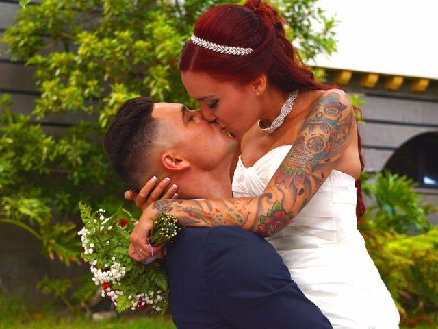 La boda de Carolina y Ricardo