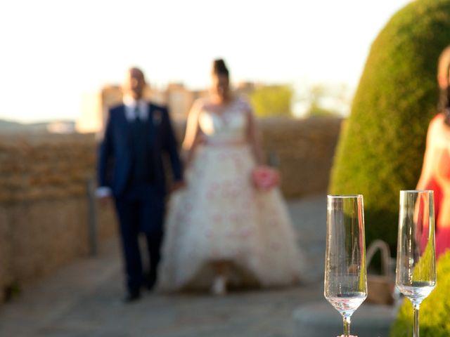 La boda de Jesús y Desiree en Ronda, Málaga 8