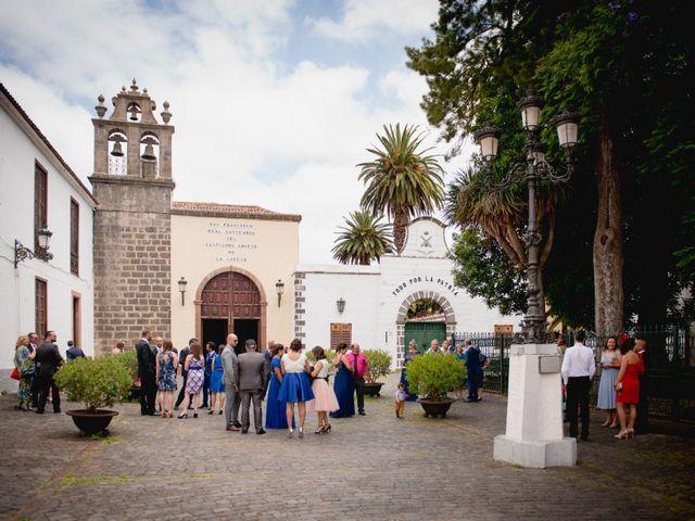 La boda de Miguel y Sahira en Puerto De La Cruz, Santa Cruz de Tenerife 3
