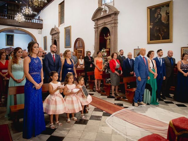 La boda de Miguel y Sahira en Puerto De La Cruz, Santa Cruz de Tenerife 17