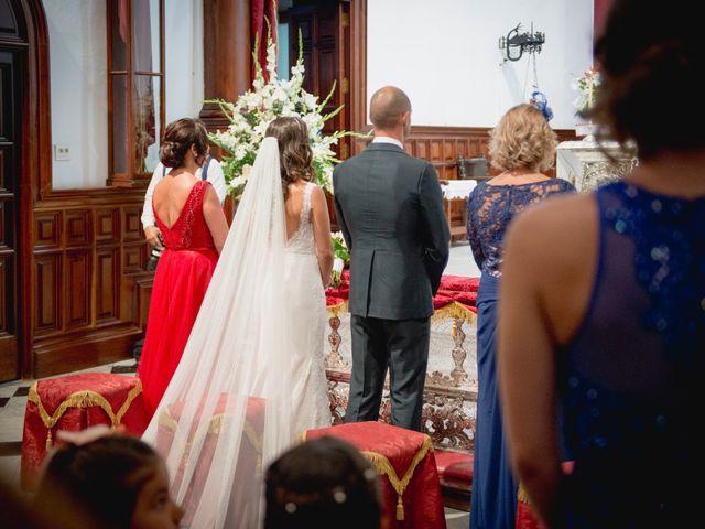 La boda de Miguel y Sahira en Puerto De La Cruz, Santa Cruz de Tenerife 18