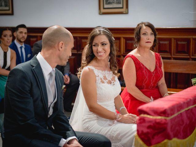 La boda de Miguel y Sahira en Puerto De La Cruz, Santa Cruz de Tenerife 20
