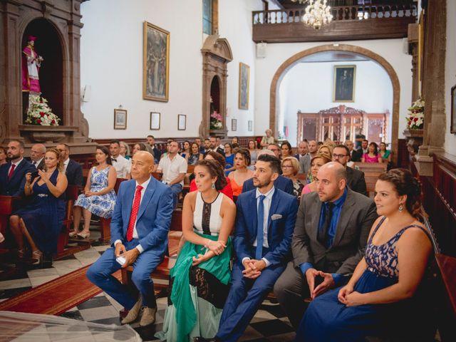 La boda de Miguel y Sahira en Puerto De La Cruz, Santa Cruz de Tenerife 21