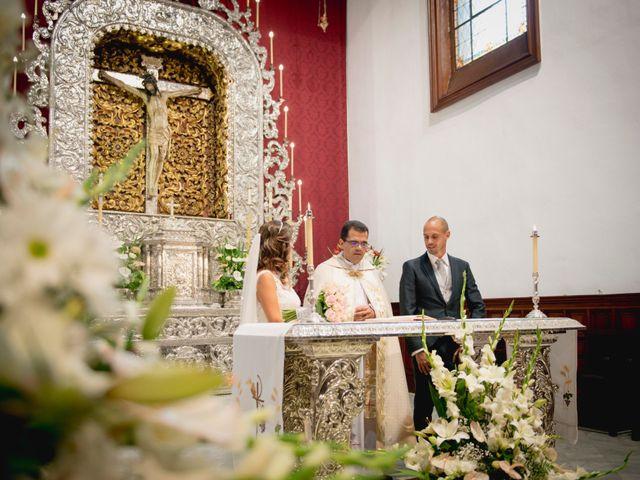 La boda de Miguel y Sahira en Puerto De La Cruz, Santa Cruz de Tenerife 23