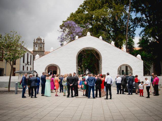 La boda de Miguel y Sahira en Puerto De La Cruz, Santa Cruz de Tenerife 30