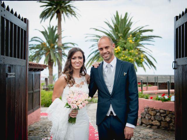 La boda de Miguel y Sahira en Puerto De La Cruz, Santa Cruz de Tenerife 35
