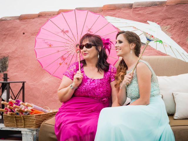 La boda de Miguel y Sahira en Puerto De La Cruz, Santa Cruz de Tenerife 39