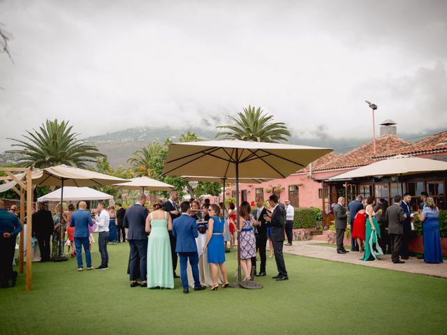 La boda de Miguel y Sahira en Puerto De La Cruz, Santa Cruz de Tenerife 47