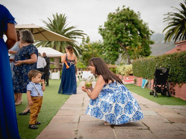 La boda de Miguel y Sahira en Puerto De La Cruz, Santa Cruz de Tenerife 48