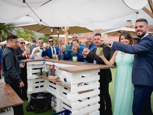 La boda de Miguel y Sahira en Puerto De La Cruz, Santa Cruz de Tenerife 55