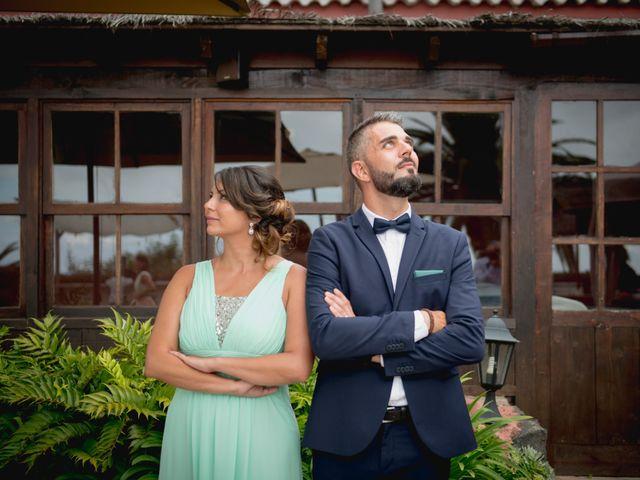 La boda de Miguel y Sahira en Puerto De La Cruz, Santa Cruz de Tenerife 62