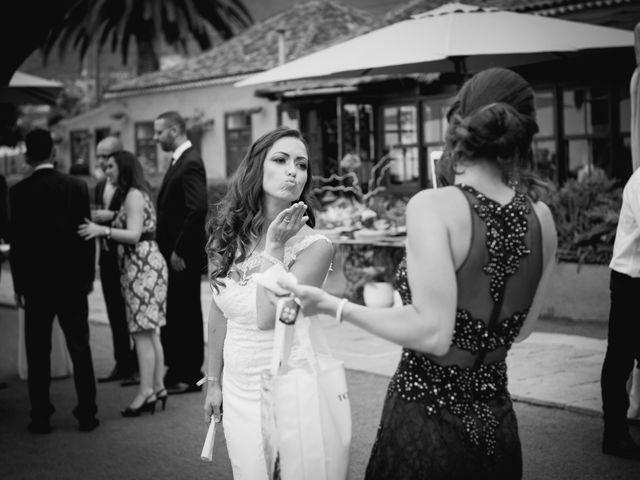 La boda de Miguel y Sahira en Puerto De La Cruz, Santa Cruz de Tenerife 63
