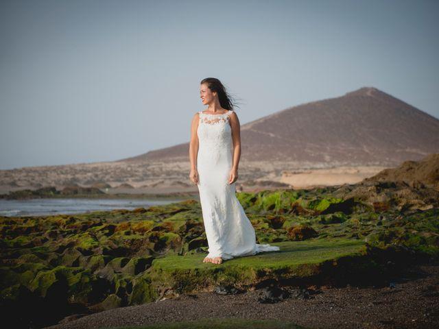La boda de Miguel y Sahira en Puerto De La Cruz, Santa Cruz de Tenerife 72