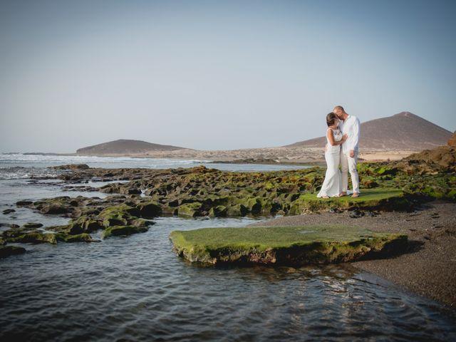 La boda de Miguel y Sahira en Puerto De La Cruz, Santa Cruz de Tenerife 73