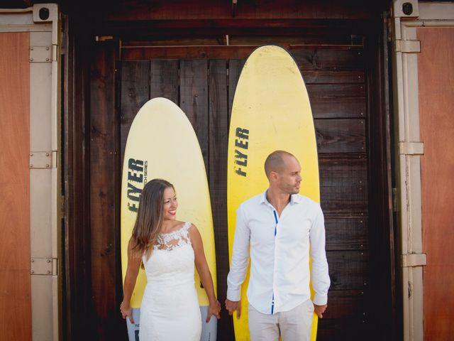 La boda de Miguel y Sahira en Puerto De La Cruz, Santa Cruz de Tenerife 2
