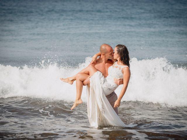 La boda de Miguel y Sahira en Puerto De La Cruz, Santa Cruz de Tenerife 78