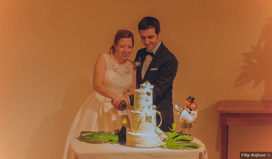 La boda de Jose y Cristina en Madrid, Madrid