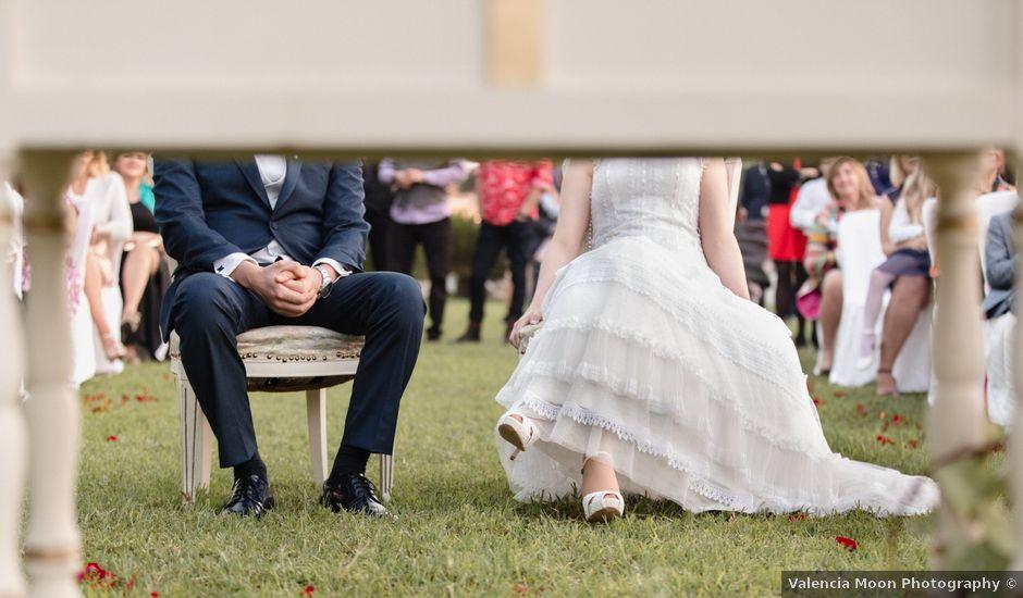 La boda de Dimi y Viviana en Carpesa, Valencia