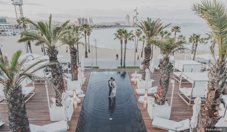 La boda de Kyle y Josie en Barcelona, Barcelona