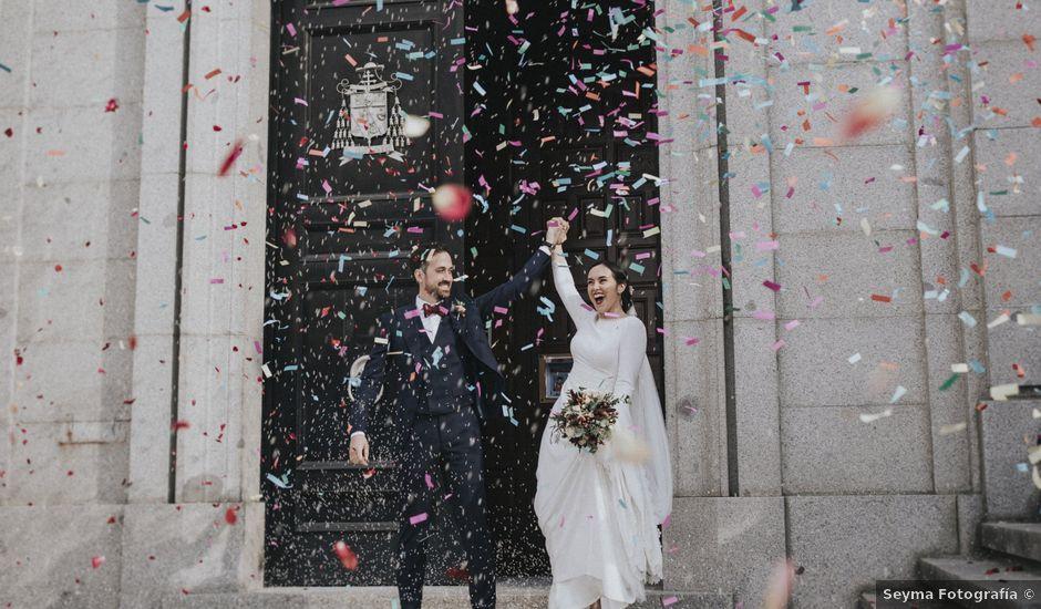 La boda de Roberto y Alicia en Aranjuez, Madrid