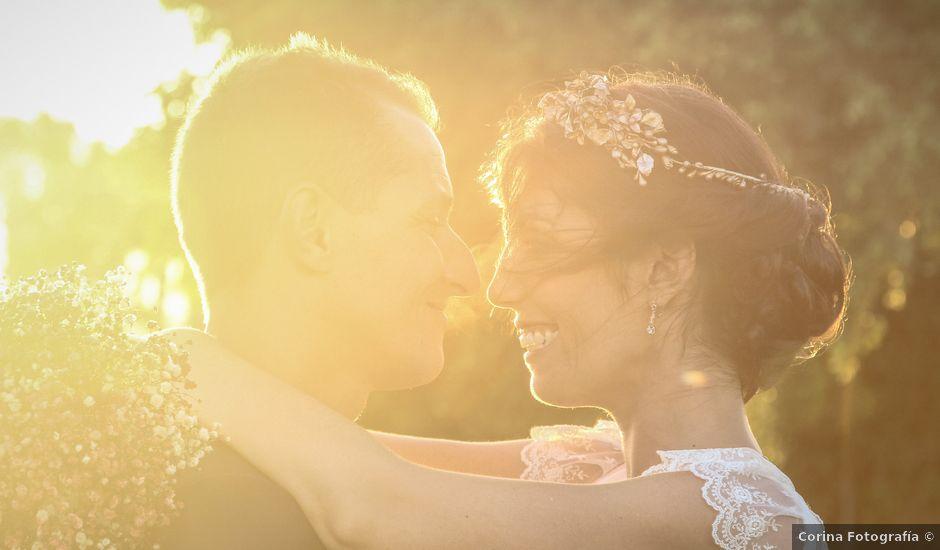 La boda de Fernando y Elena en Arona, Santa Cruz de Tenerife